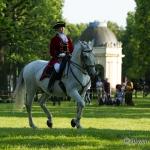 Herrenhäuser Gärten - Feuerwerk der Pferde 2013 - Pas de deux