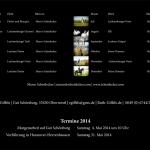 Kalender 2014 - Ruth Giffels